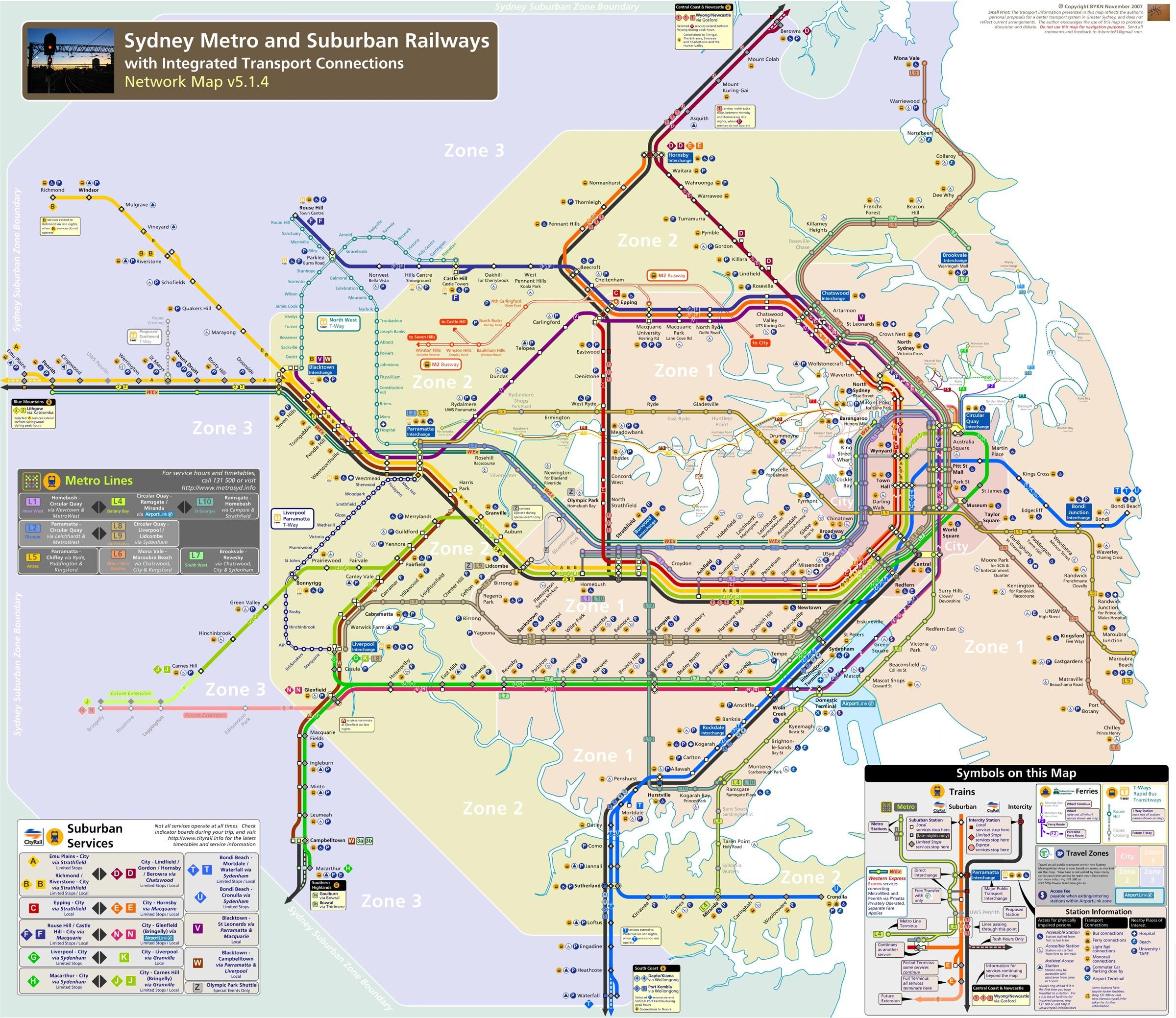 Sidney | I Maps in 2019 | Train map, Sydney metro, Map on city bike map, city mall map, city thameslink map, city train set, city train line drawing,