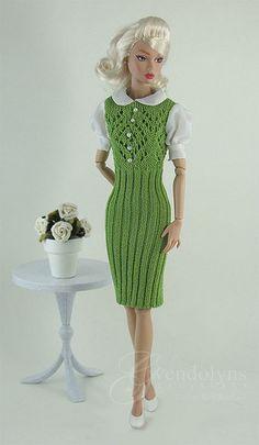 Myndaniðurstaða fyrir free crochet doll costumes for barbie dolls #dollcostume