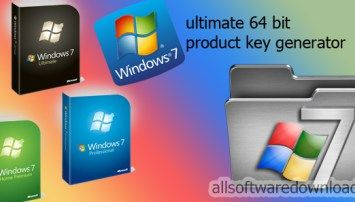 Windows 7 Home Premium 64-Bit Product Key Download ...