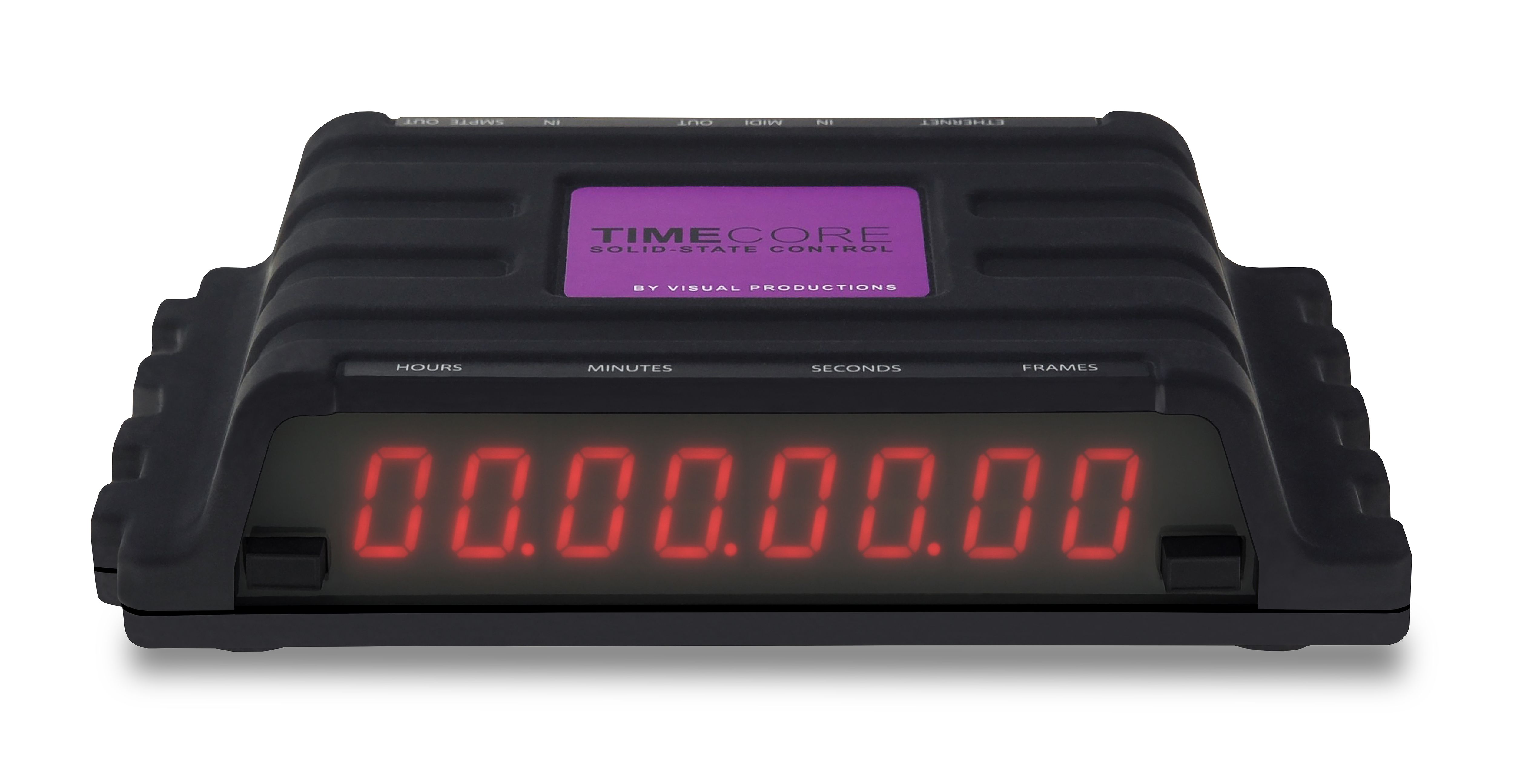 TimeCore  Timecode generator, slave, converter and display