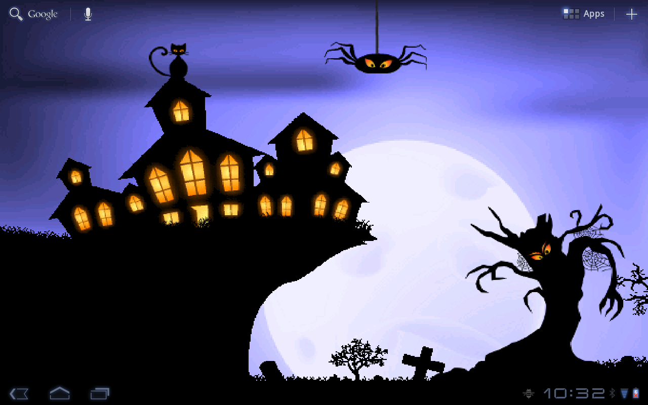 Halloween Wallpaper for Android Tablet Halloween