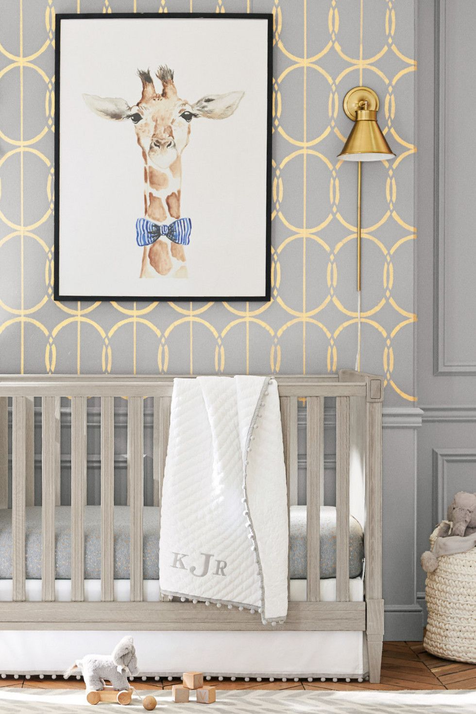 Pottery Barn Kids Nursery