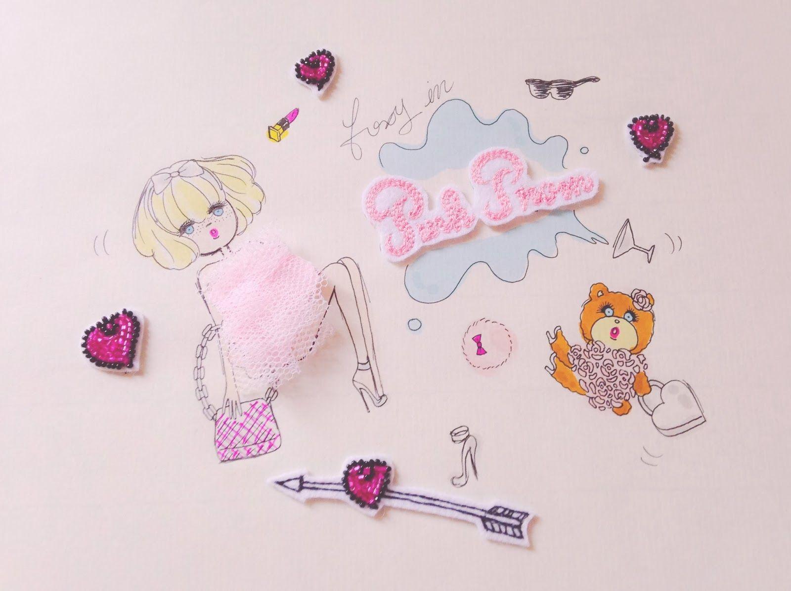 foxy illustrations | いらすと♡ | pinterest