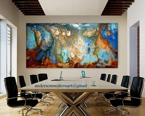 Large Art For Walls