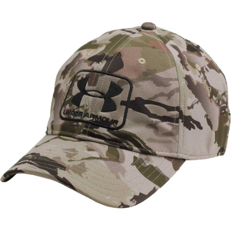 7f6096143969d Under Armour Men s Stretch Fit Hunting Hat