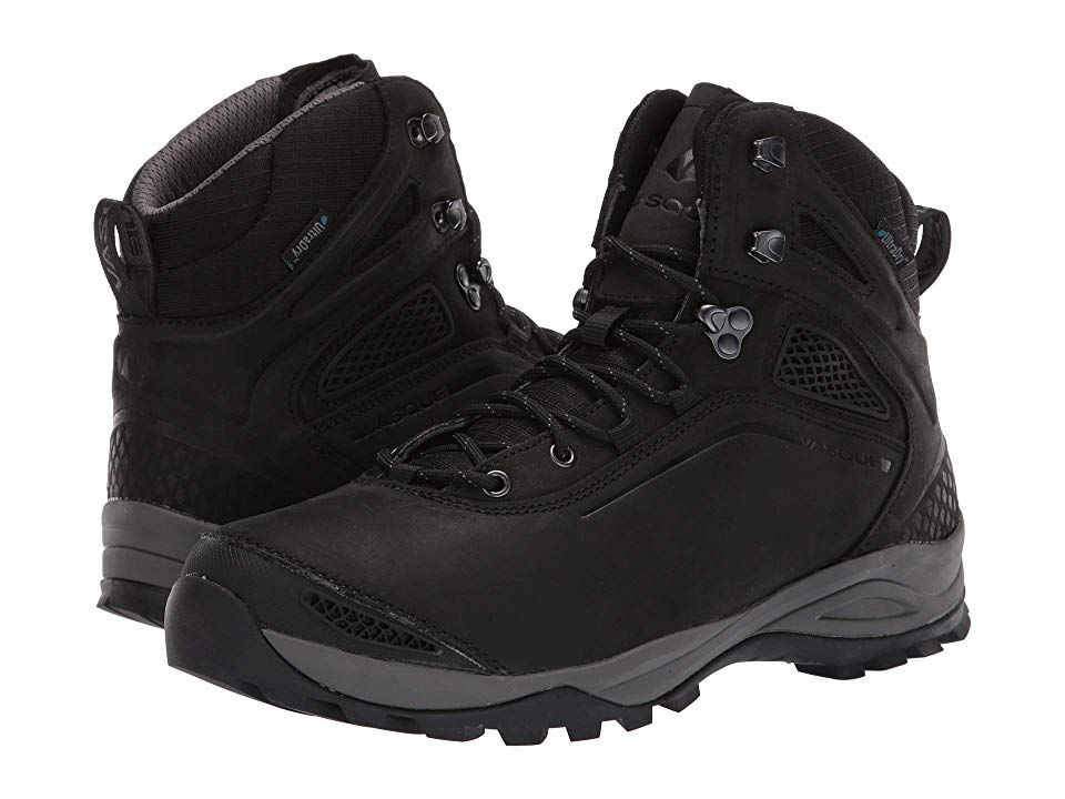 0a7bec5123f Vasque Canyonlands UltraDrytm (Jet Black/Magnet) Men's Shoes. The ...