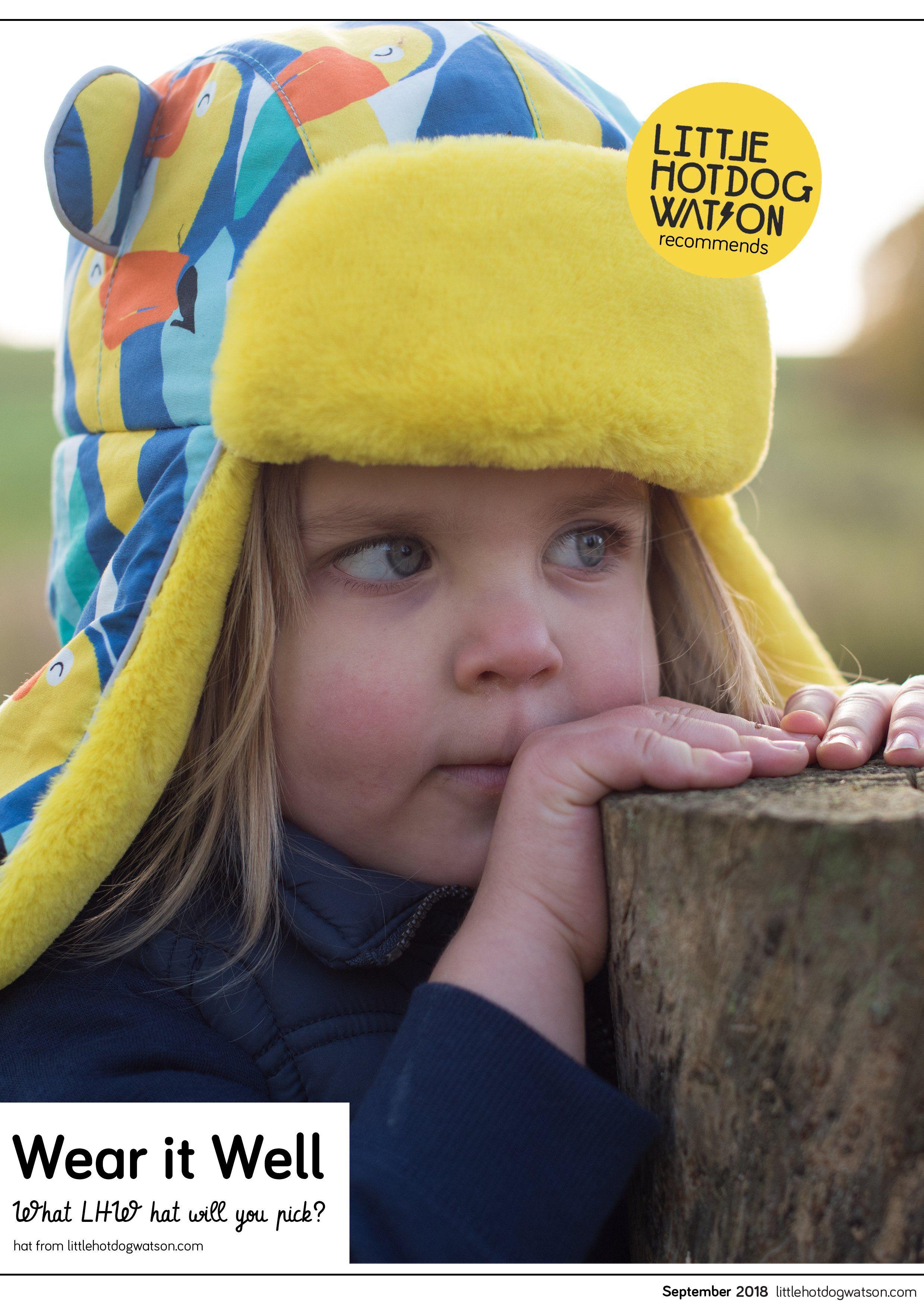 fa2855948047bc Little Hotdog Watson - Little Hotdog Watson Winter Hats – Which One Will  You Pick? #littlehotdogwatson #kidswinterhat #kidstrapperhat  #childrenswinterhat