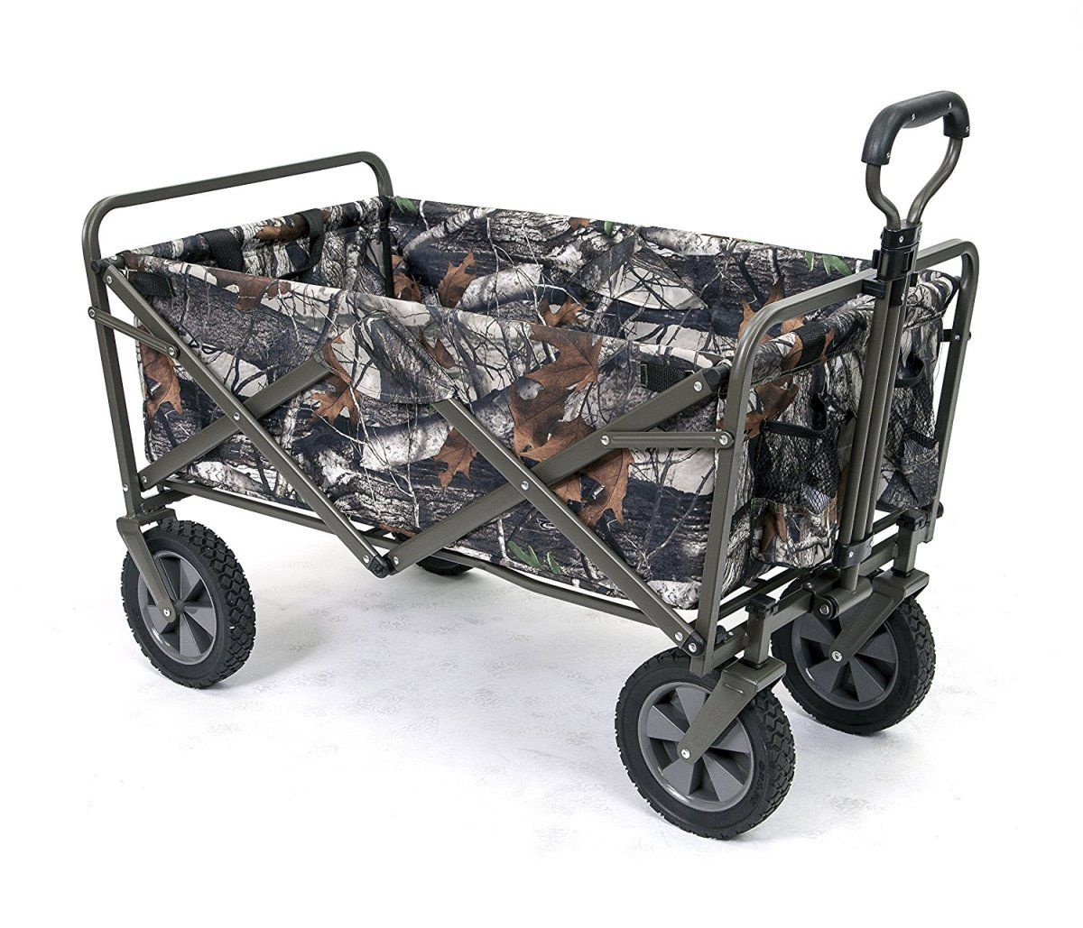 Collapsible Outdoor Utility Wagon Utility wagon, Folding