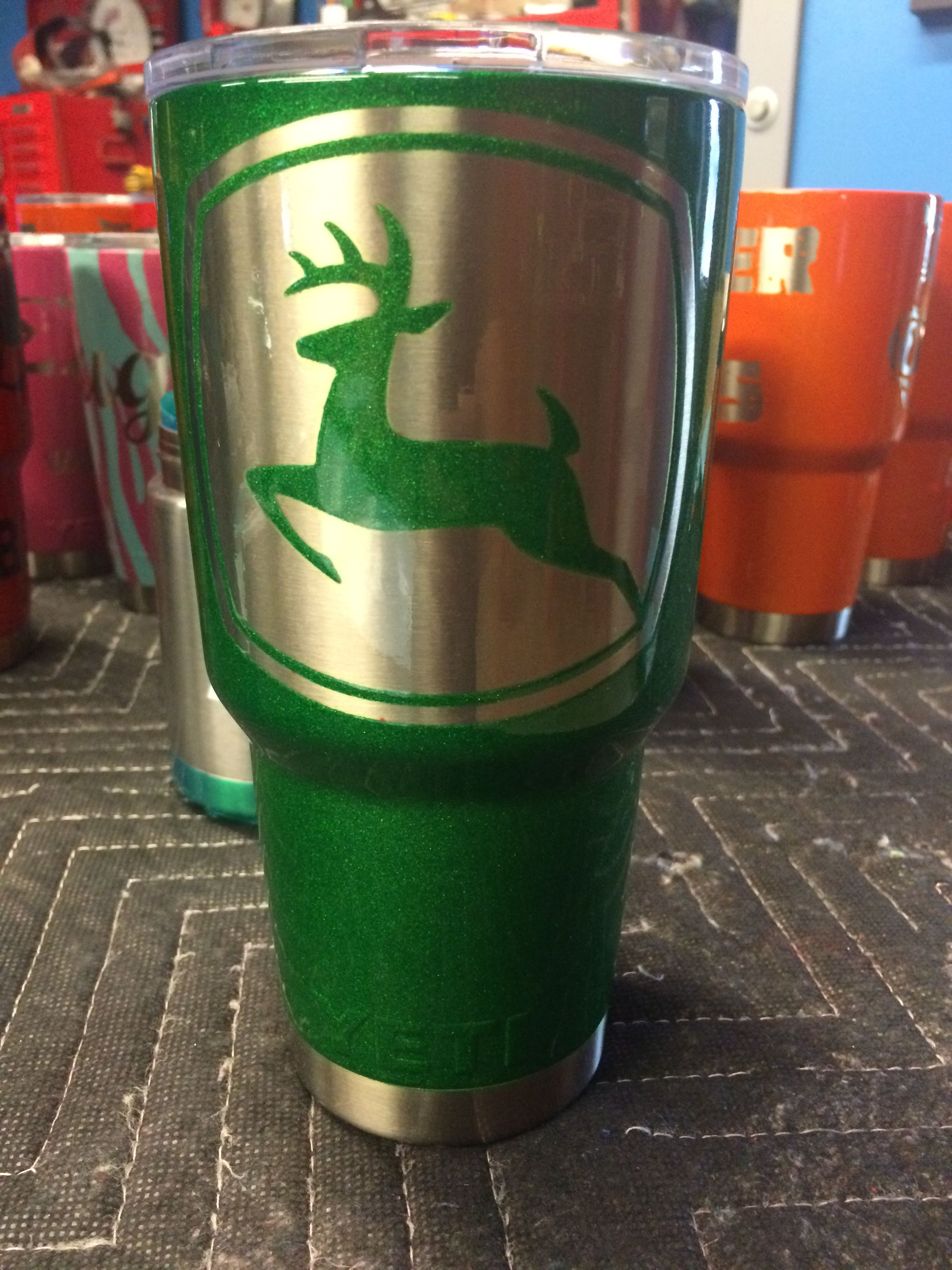 4 HOW TO POWDER COATING YETI CUPS