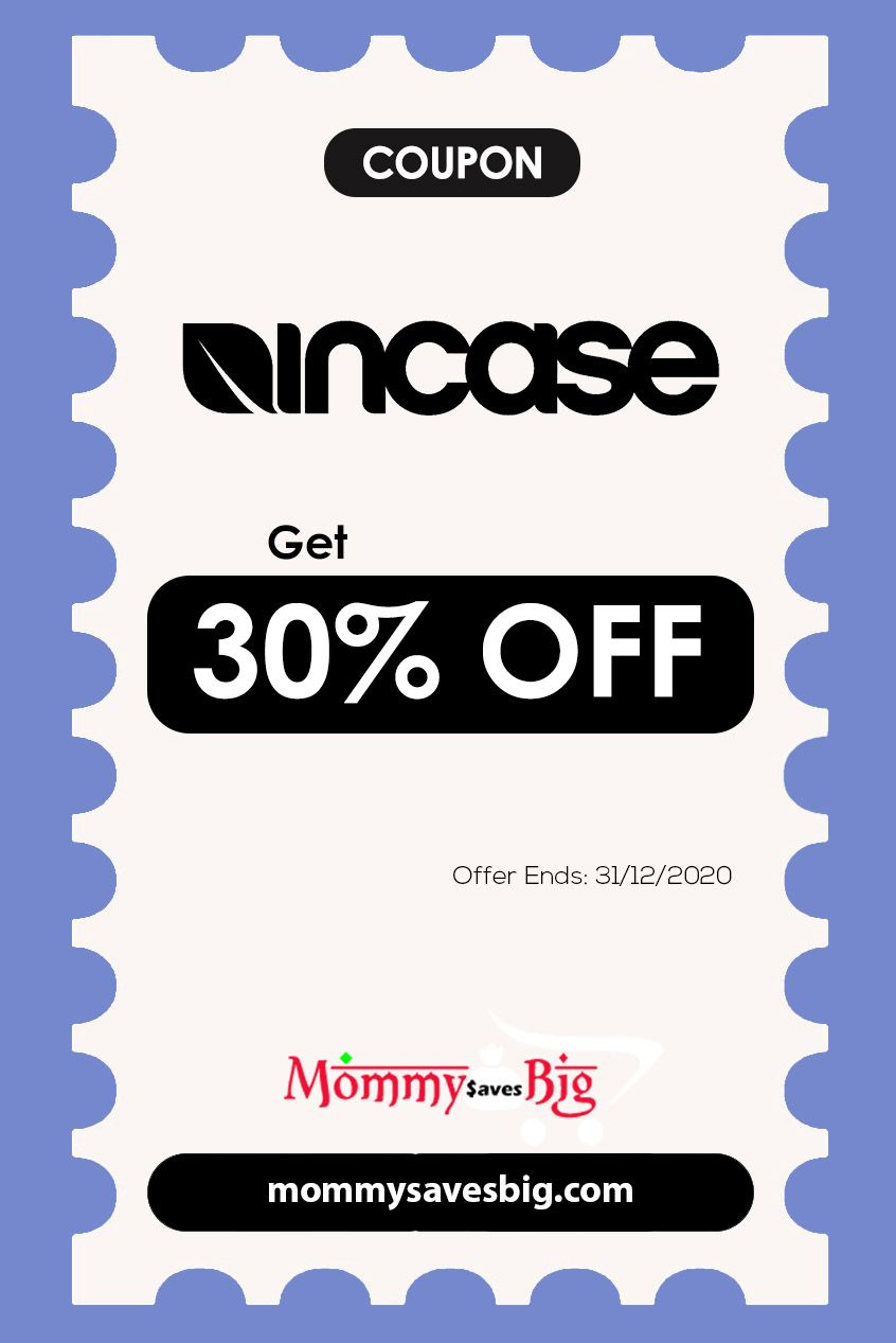 Incase Get 30 Off In 2020 Money Saving Mom Printable Coupons Mom Coupons