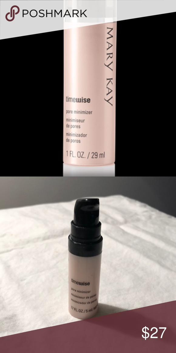 Mary Kay Timewise Pore Minimizer New In Box Mini But Mighty This