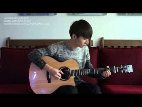 2ne1) Come Back Home - Sungha Jung (Unplugged Version