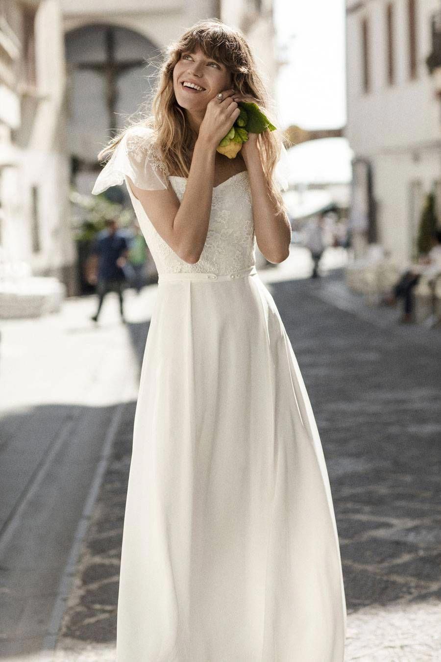 422a8165fa Italian Stories! The Herbarium 2018 Wedding Dress Collection by Warsaw Poet   italianweddingdress
