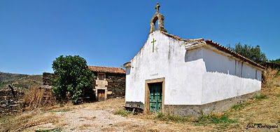 AZéRO: Capela de São Lourenço, Cilhades, Torre de Moncorvo