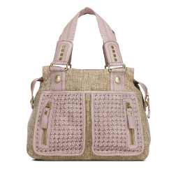 Handtasche Ni´Ce Ihau Pink On Pacific
