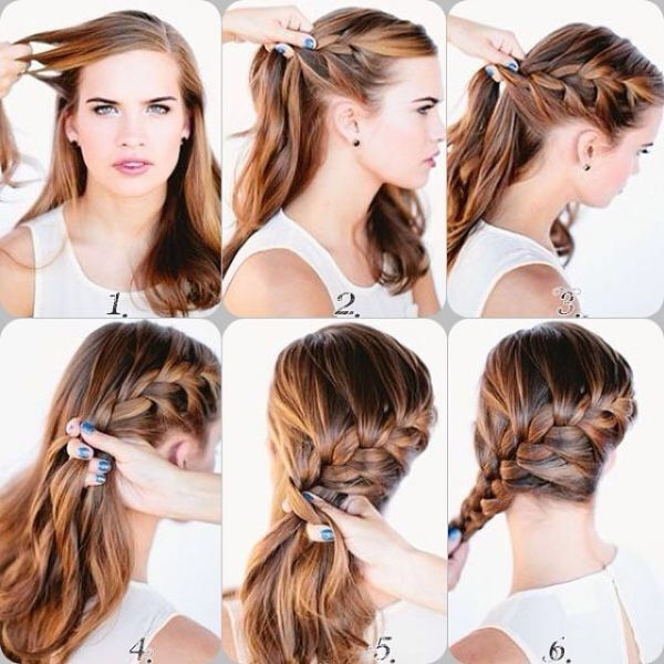 Cute Everyday Short Hairstyles: 5 Ways To Make Cute Everyday Hairstyles
