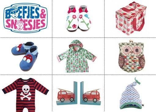 Boefjes & Snoesjes is een unieke webshop waar je uitsluitend kleding van Engelse merken vindt. Alle kleding is gemaakt van 100% biologisch katoen.