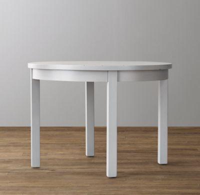 RH Baby U0026 Childu0027s Cafu0026#233; Round Play Table:Simple, Sturdy Furniture