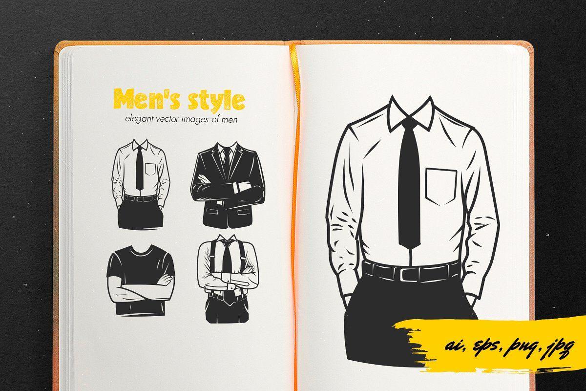 Men's style & men's faces #Sponsored , #Paid, #Man#vector#profile#shop