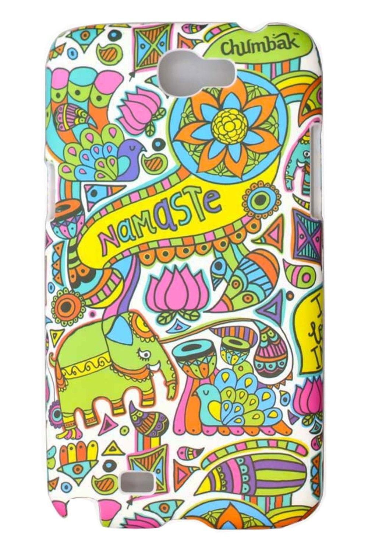buy popular e9df3 db004 Chumbak Phone Case for Samsung Galaxy Note 2   Random crafts   Phone ...