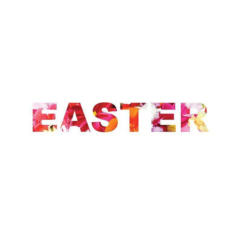 Easter Sunday Service Time: 10:30 AM Doors open at 10:00 AM