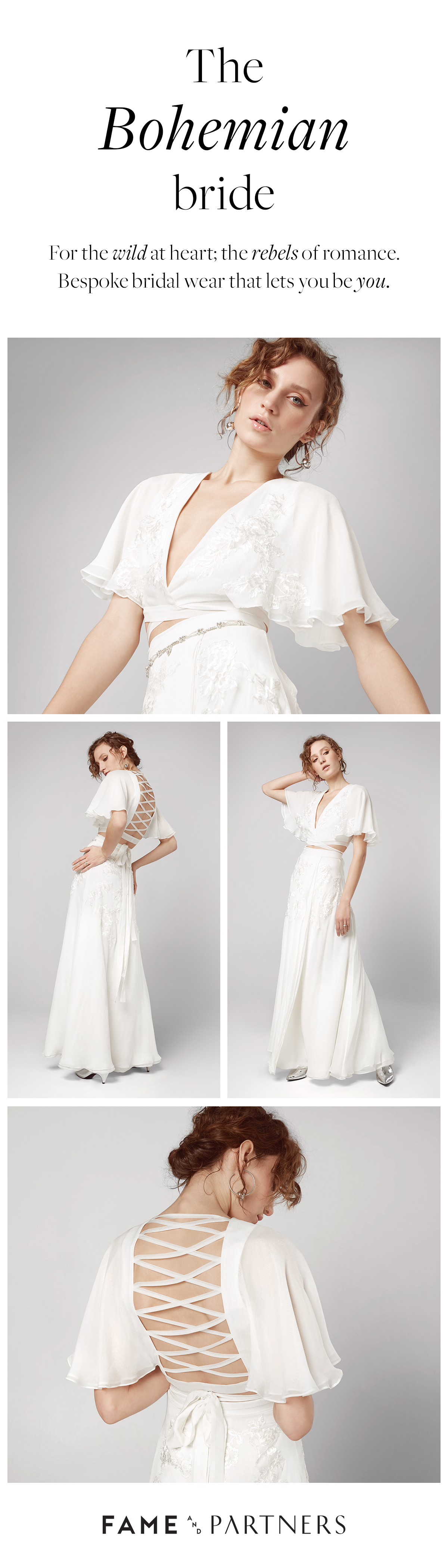 Non traditional wedding dress  Nontraditional Go bespoke Do you on your wedding day in