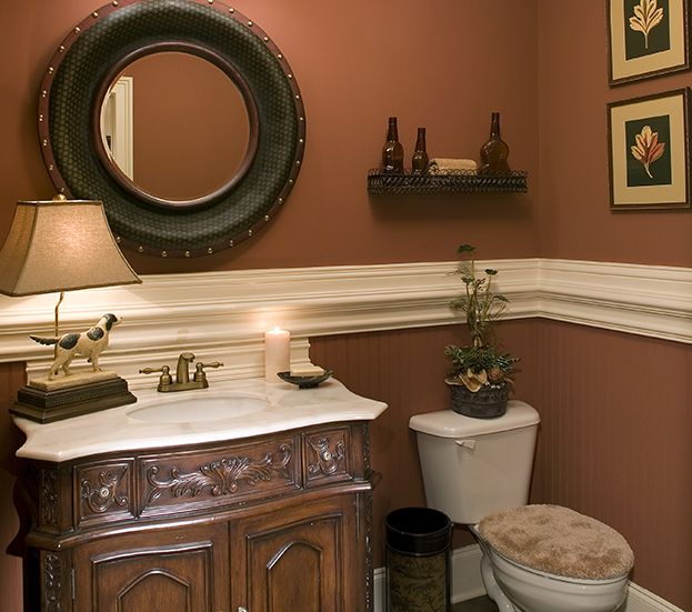 Remodel Your Guest Bathroom For Fall Without Breaking The Bank Bathroom Remodel Cost Bathroom Remodel Small Diy Small Bathroom Diy