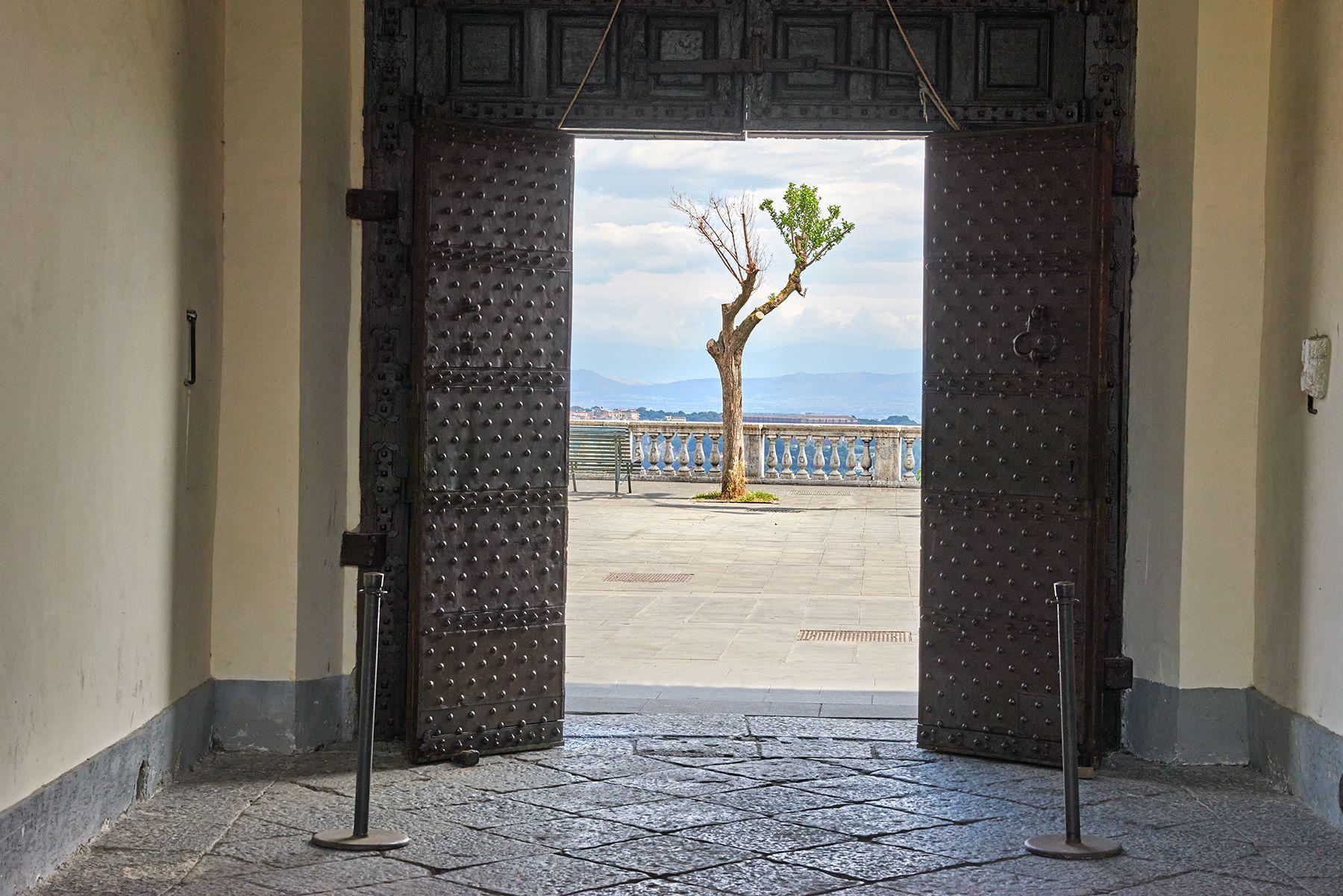 Cartuja de San Martino -Nápoles-