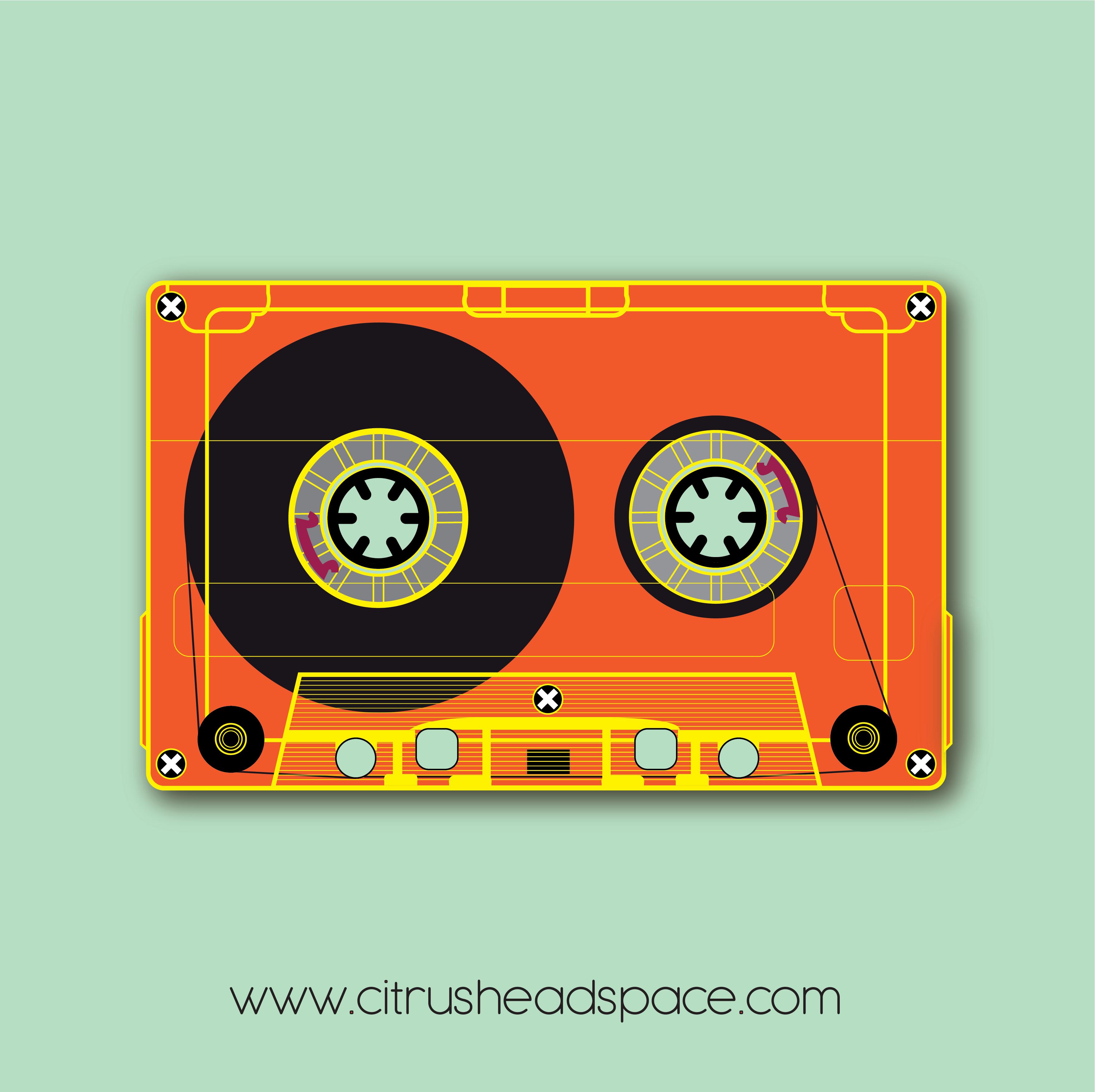 Audio Cassette Tape Audio Cassette Tapes Audio Cassette Cassette Tapes