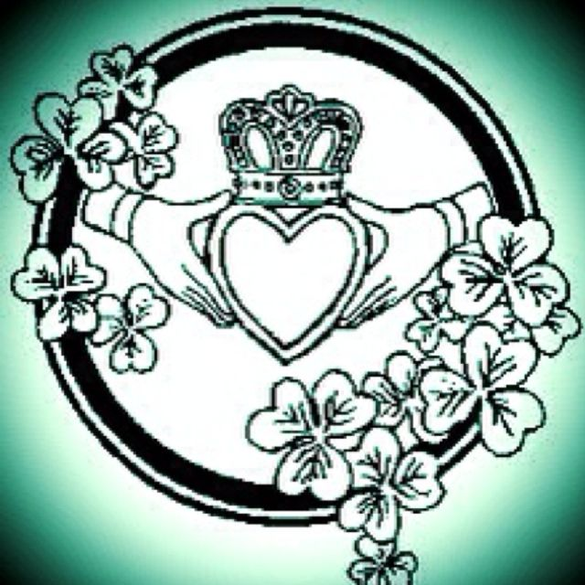 The Claddagh Is An Old Irish Symbol That Represents Love Loyalty