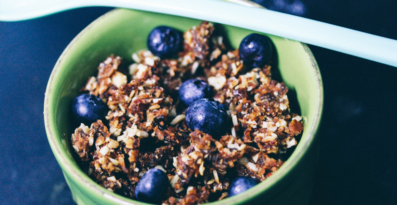Paleo GraNOla, A Breakfast Cereal or Snack