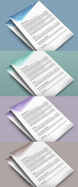 FREE Resume Templates - ResumeWay | Template, Resume cover letter ...
