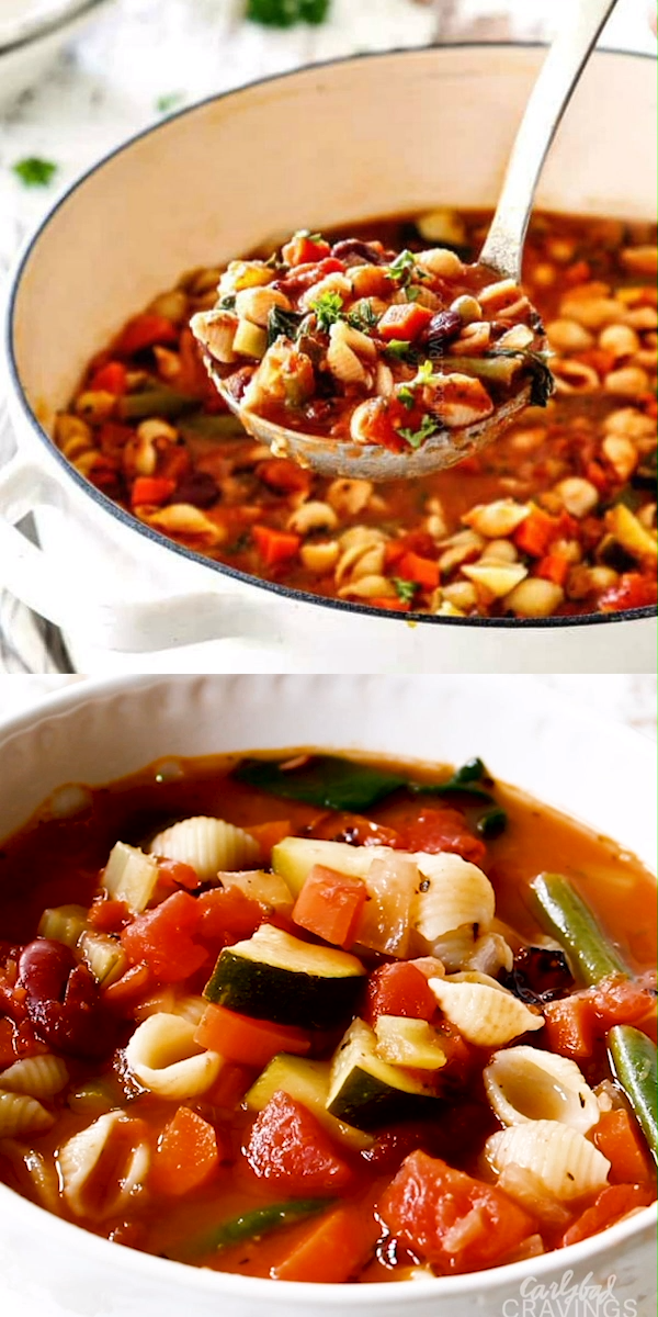 Photo of Minestrone Soup