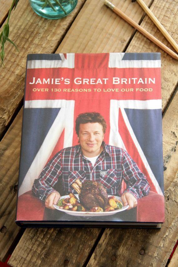 Jamie's Great Britain | Libros, Libro de cabecera y Jamie