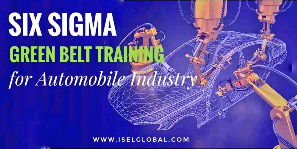 Lean Six Sigma For Manufacturing Professional Get Officially