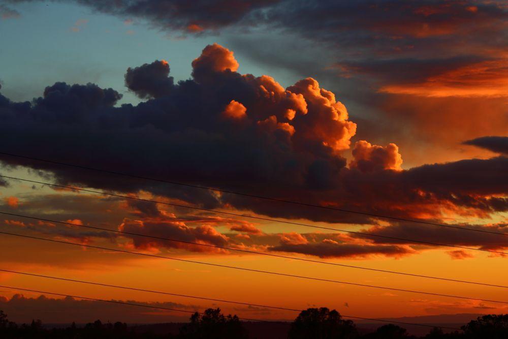 Skies on Fire by laurapuglia403b