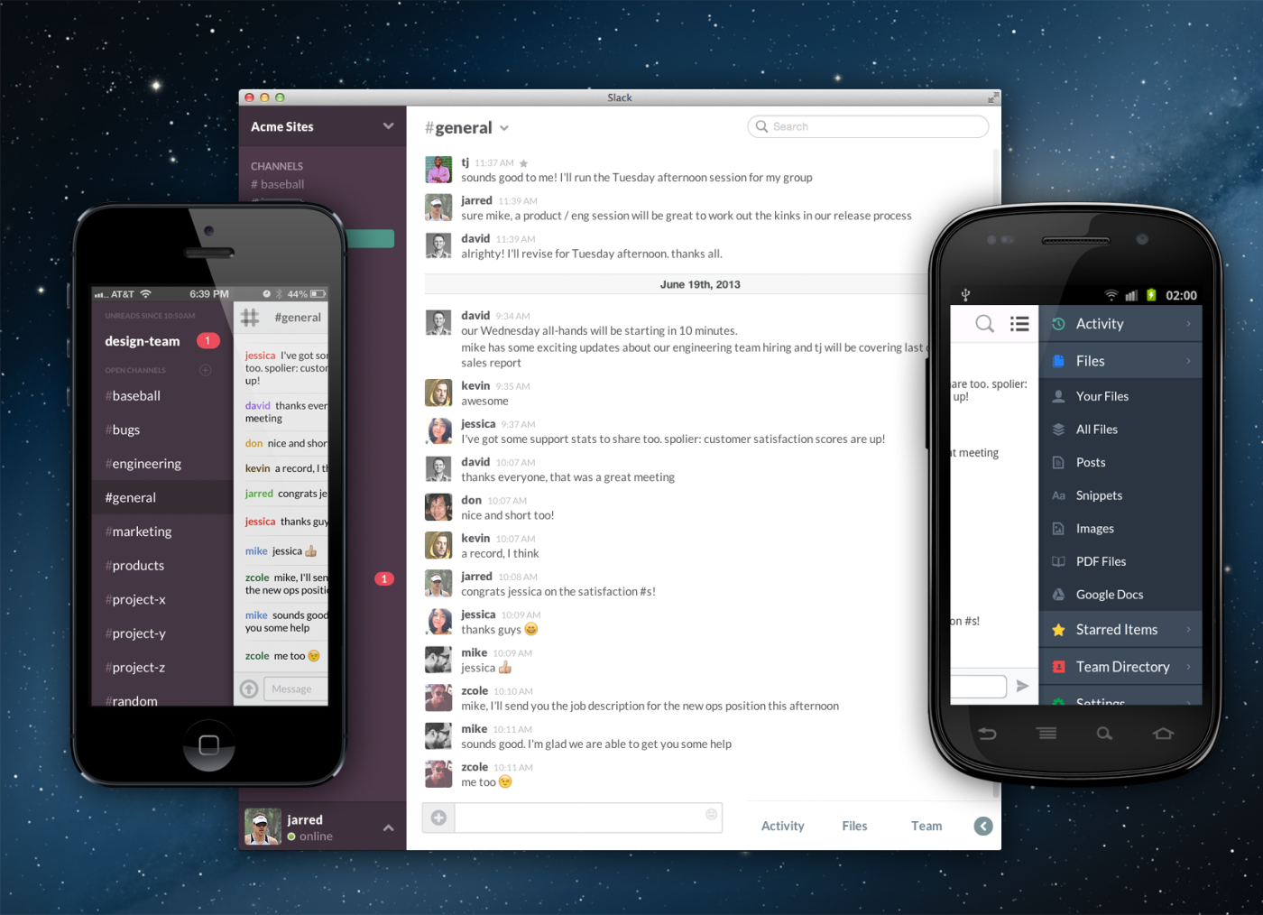 Slack, The Newest Enterprise Social Network, Is The Latest