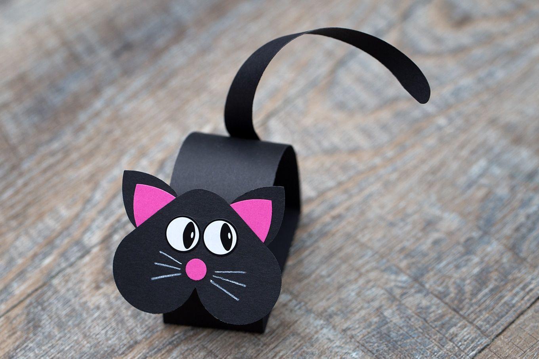 29++ Black cat craft template info