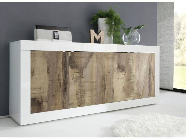 Lc Sideboard Basic Sideboard Weiss In 2020 Furniture Home