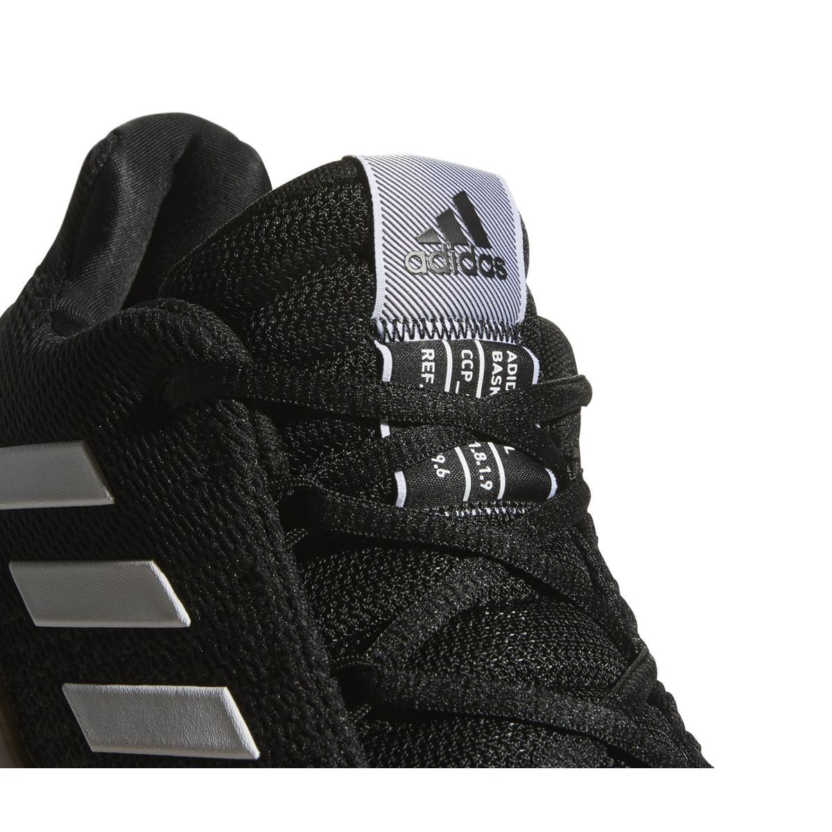 Chaussures Basketball Adidas Pro Bounce 2018 Low Noir