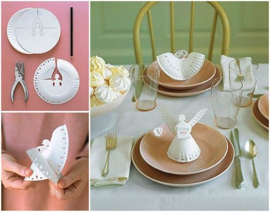 Paper Plate Angels Template Free Video Instructions Angel - angels templates free