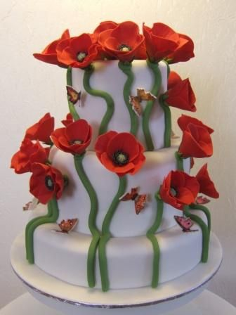 Poppy Cake, via Flickr.