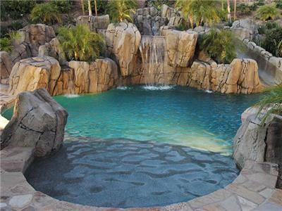 Precast Sculpted Water Features Matrix Concrete Artisans Oceanside Ca Water Features Pool Waterfall Backyard Pool Designs