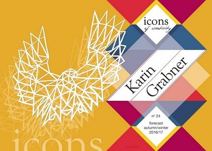 """""""Icons of creativity"""" Autumn/Winter 2016/17 is the 24rd book in the series of the popular forecasting trend books for women´s and men´s shoes, which is a useful working tool for stylists, product designers, technicians, product managers and buyers from the fashion industry and trade."""