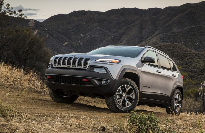 Jeep Cherokee nominated for Car of the Year award … in