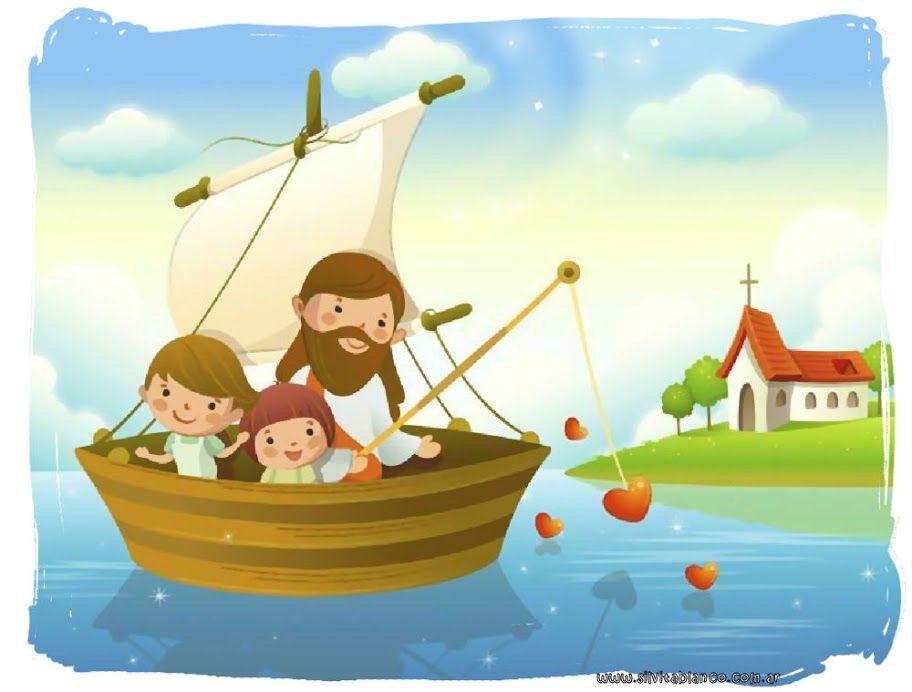 Pescador La Vida De Jes S Pascua De Resurrecci N Historias De