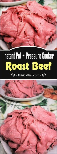 Yes, it possible to make a Deli Style Roast Beef Slices