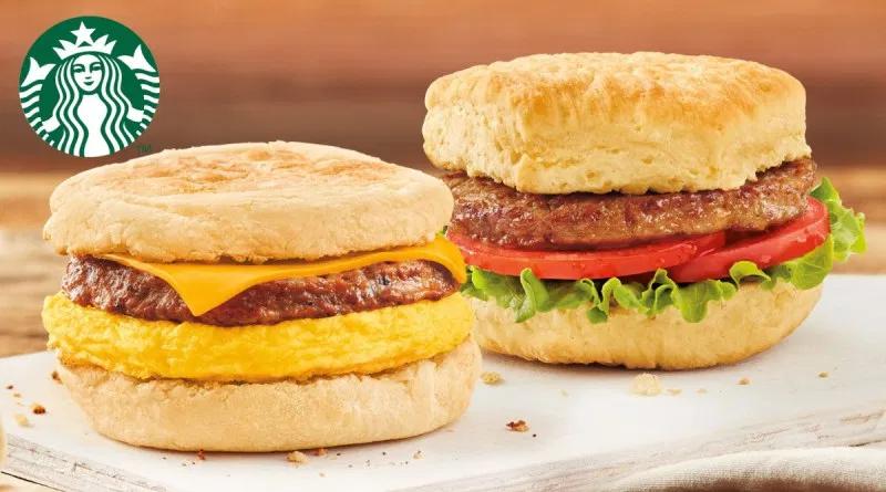 Starbucks Now Has Beyond Meat Beyond Sausage Sandwiches Vegan News In 2020 Food Plant Based Breakfast Starbucks Sandwiches