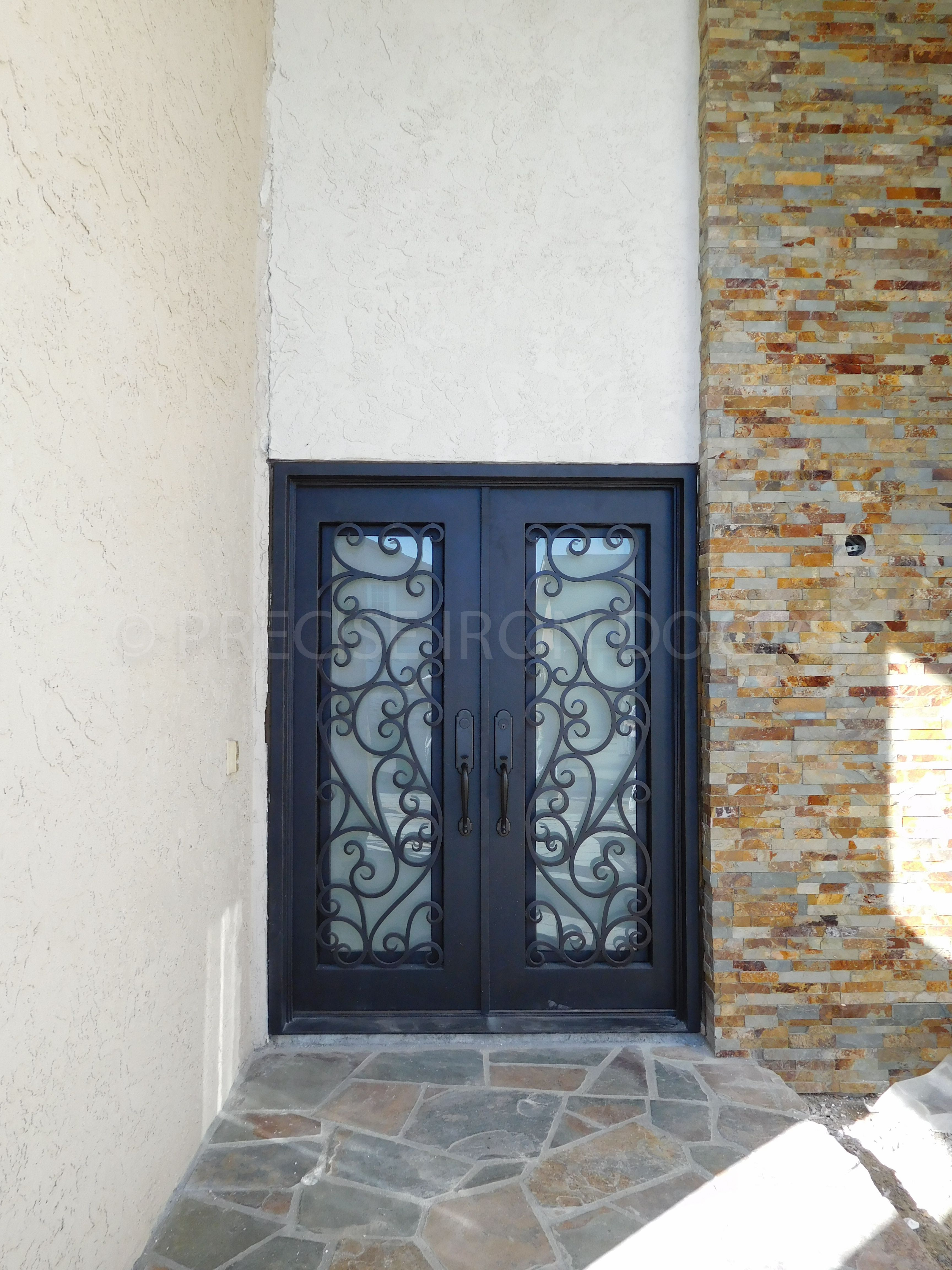 Custom Iron Doors Iron Doors Doors Wrought Iron Doors