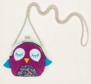 owl handbag ~ so kawaii